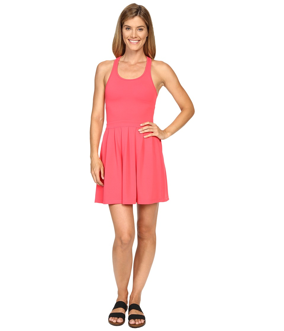 Tonic - Point Dress (Geranium) Women's Dress