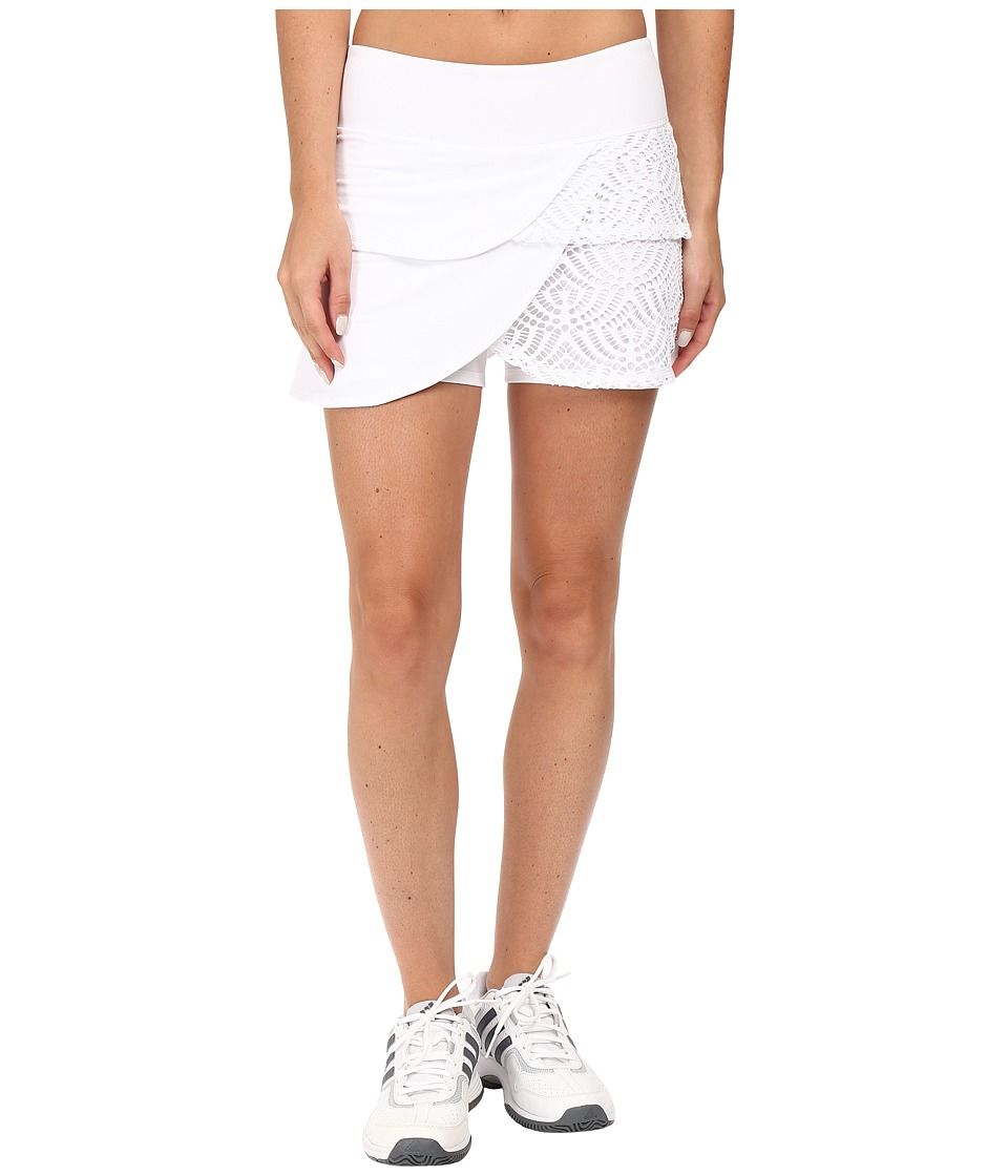 Tonic - Breeze Skort (White) Women's Skort