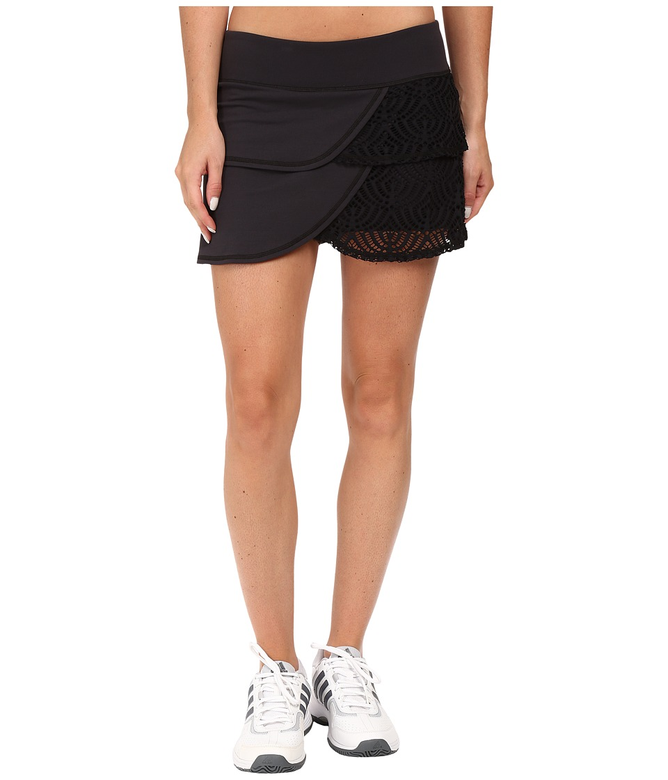 Tonic - Breeze Skort (Black/Black) Women's Skort