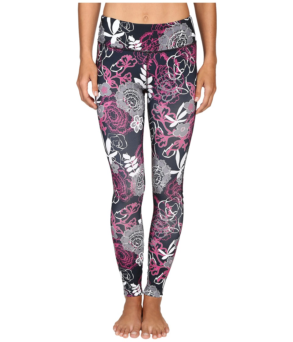 Skirt Sports - Go the Distance Tights (Enchanted Print) Women's Workout