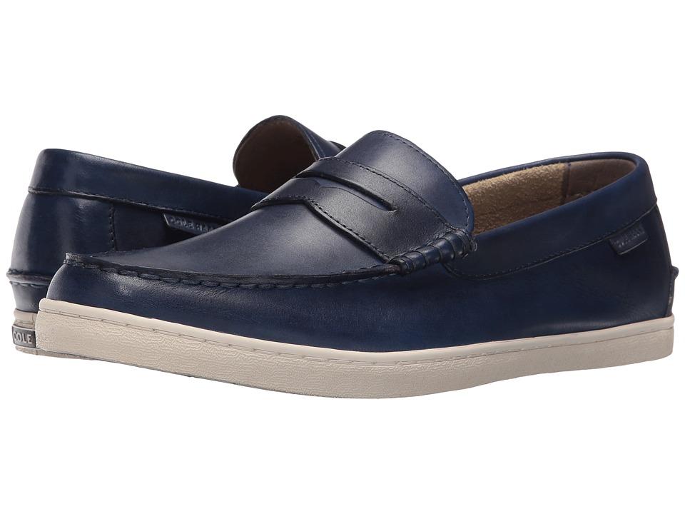 Cole Haan - Pinch Weekender Hand Stain (Marine Blue Handstain) Men's Shoes