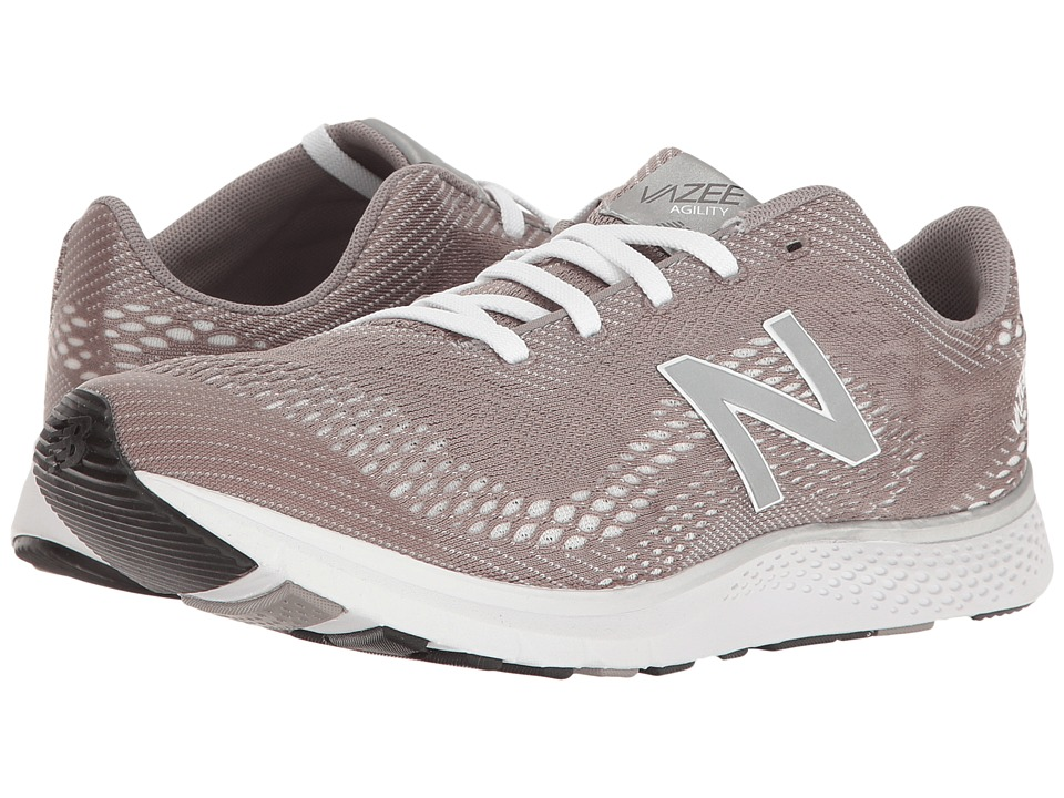 New Balance - Vazee Agility (White/Silver) Women's Running Shoes