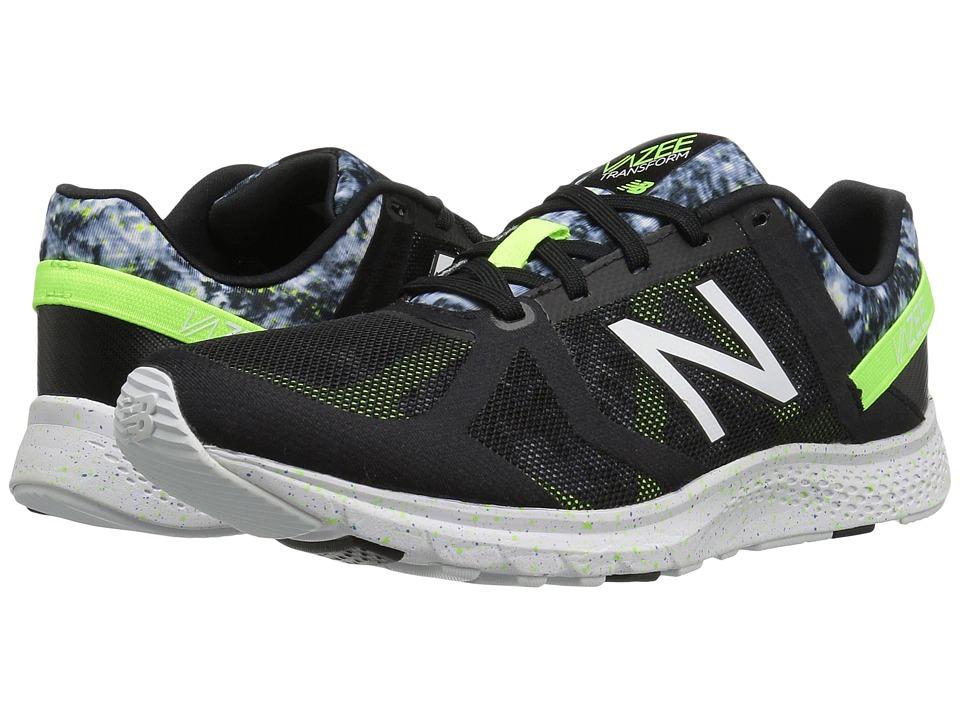 New Balance - WX77v1 (Black/Tie-Dye Grey) Women's Shoes