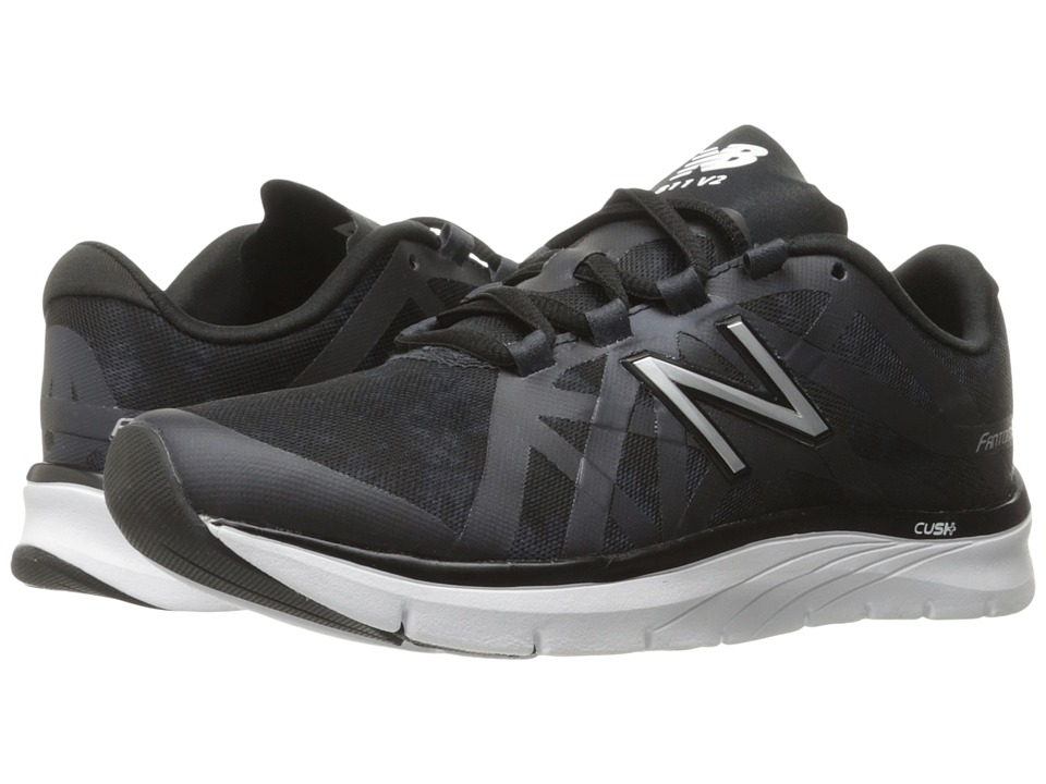 New Balance - WX811v2 (Black/Outerspace Graphic) Women's Cross Training Shoes