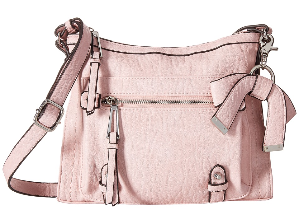 Jessica Simpson - Tatiana Crossbody Bag (Misty Pink) Cross Body Handbags