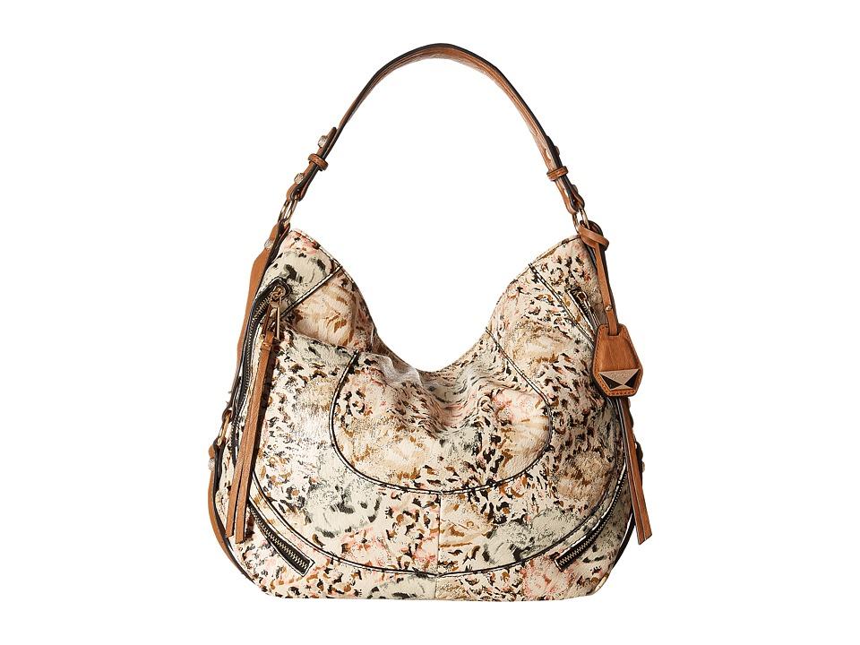 Jessica Simpson - Kendall Hobo (Island Cheetah) Hobo Handbags