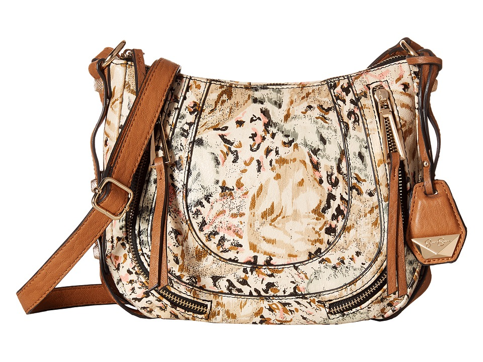 Jessica Simpson - Kendall Crossbody Bag (Island Cheetah) Cross Body Handbags