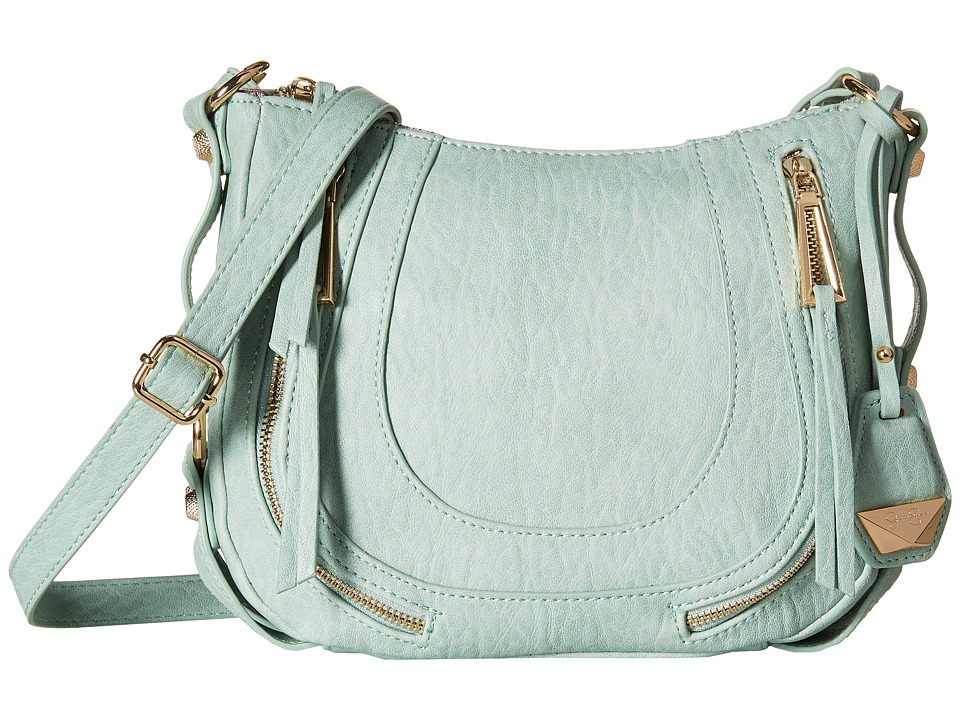 Jessica Simpson - Kendall Crossbody Bag (Mint) Cross Body Handbags
