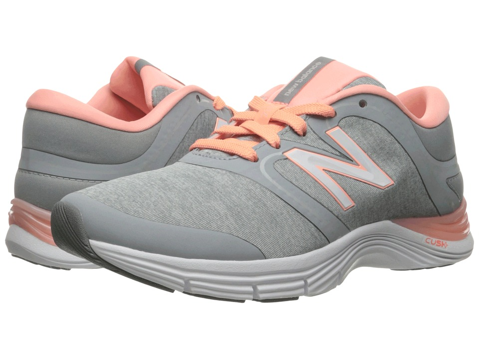 New Balance - WX711v2 (Silver Mink/Heather) Women's Cross Training Shoes