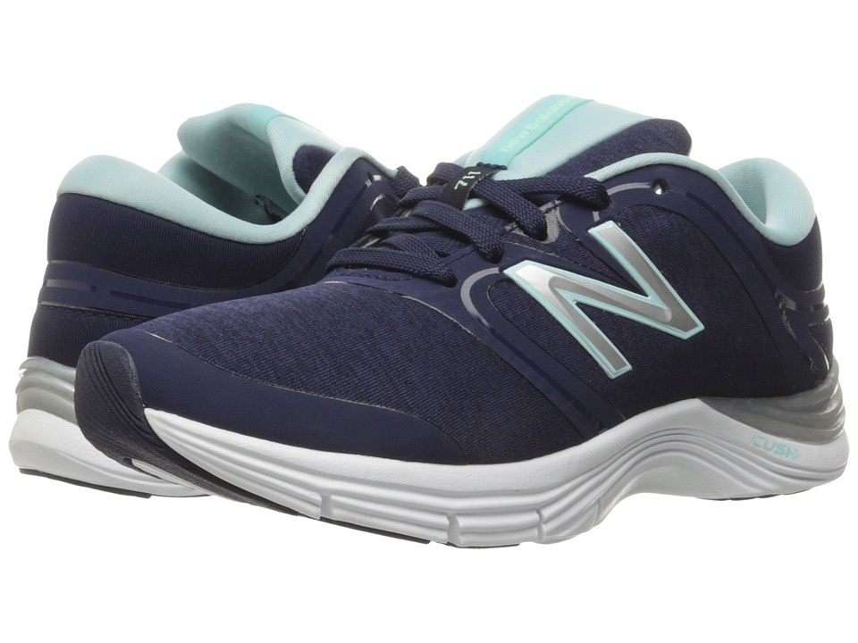 New Balance - WX711v2 (Dark Denim/Heather) Women's Cross Training Shoes