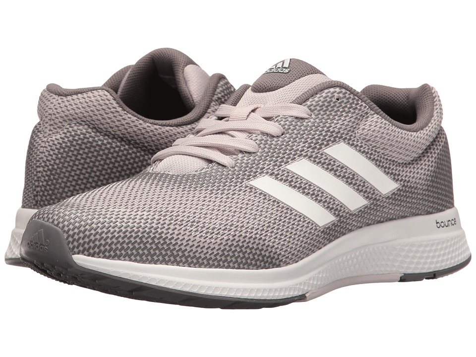 adidas - Mana Bounce 2 - Aramis (Ice Purple/Footwear White/Trace Grey) Women's Running Shoes