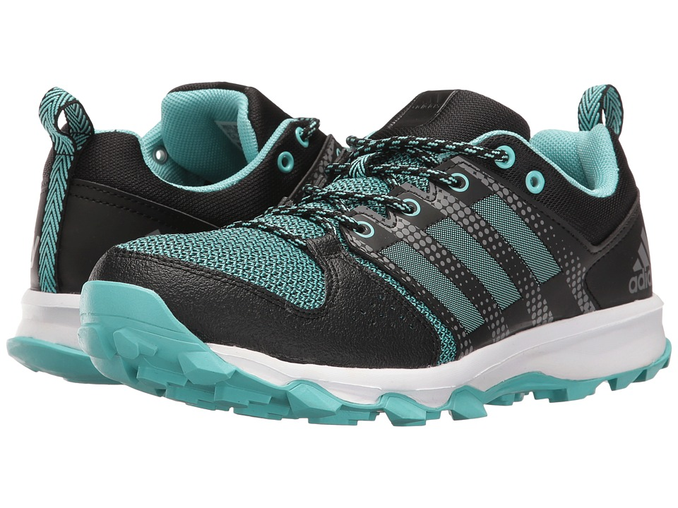 adidas - Galaxy Trail (Core Black/Easy Mint/Footwear White) Women's Running Shoes