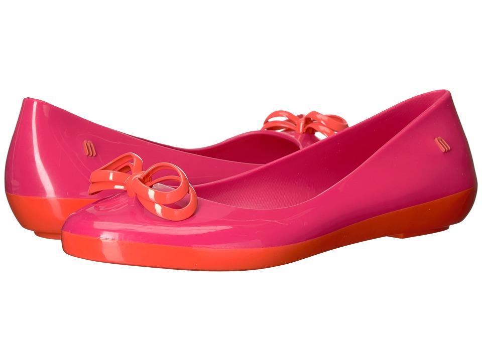 Melissa Shoes - Color Feeling II (Pink) Women's Shoes