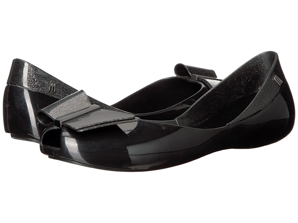 Melissa Shoes - Queen II (Black) Women's Shoes