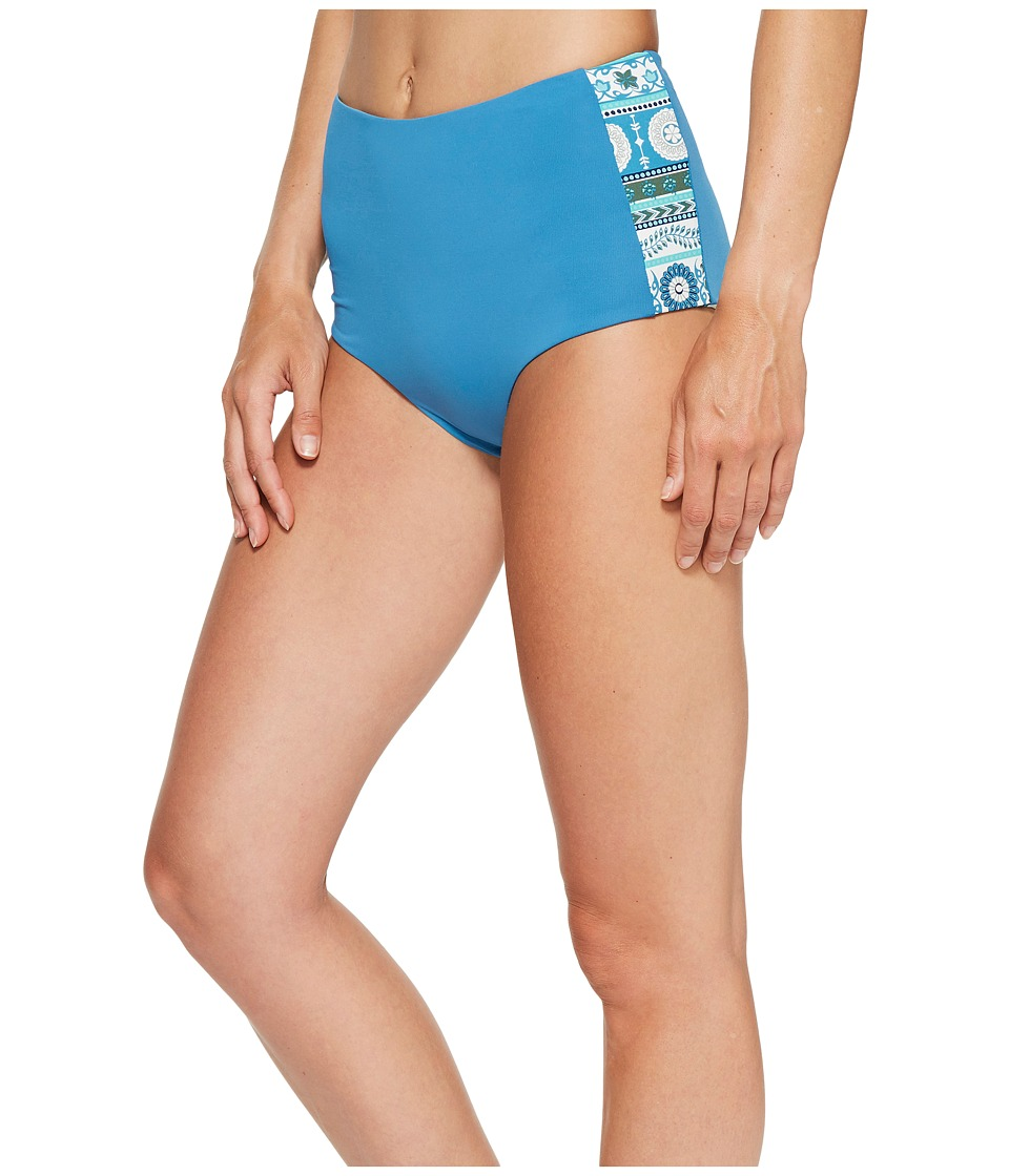 Carve Designs - Sabelle Bottom (Ocean) Women's Swimwear