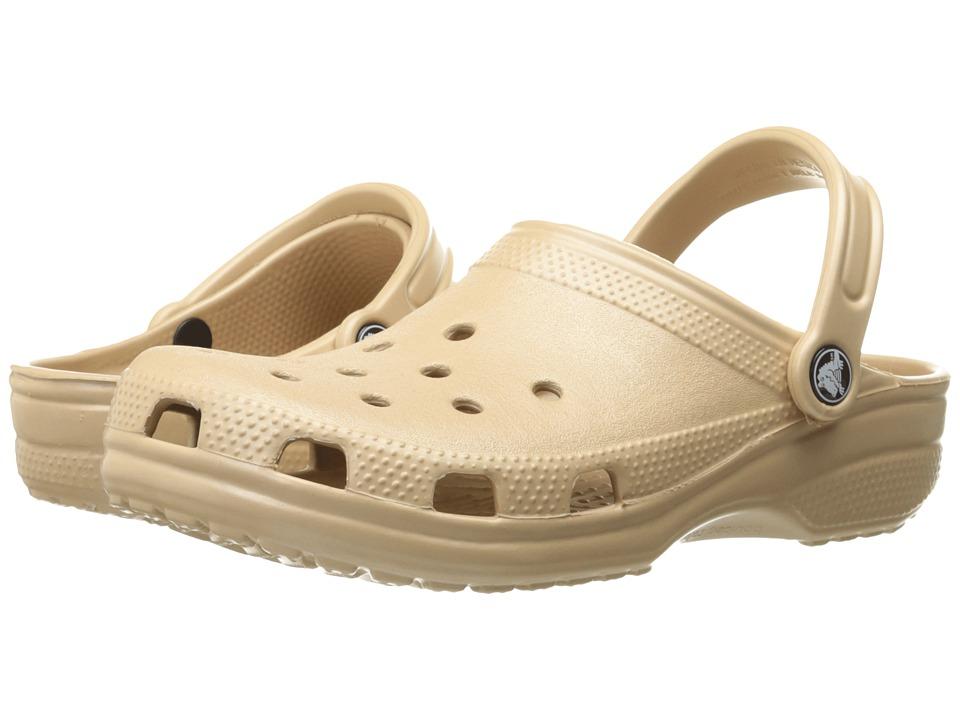Crocs - Classic Clog (Gold 1) Clog Shoes