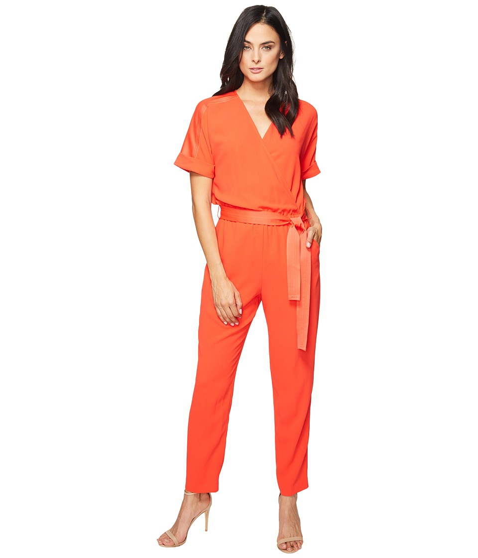 Trina Turk - Rumi Jumpsuit (Torch) Women's Jumpsuit & Rompers One Piece
