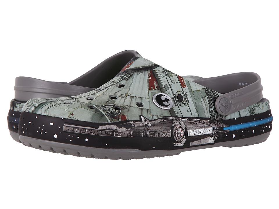 Crocs Crocband Millennium Falcon (Multi) Clog/Mule Shoes
