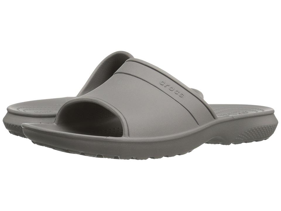 Crocs Classic Slide (Smoke) Slide Shoes