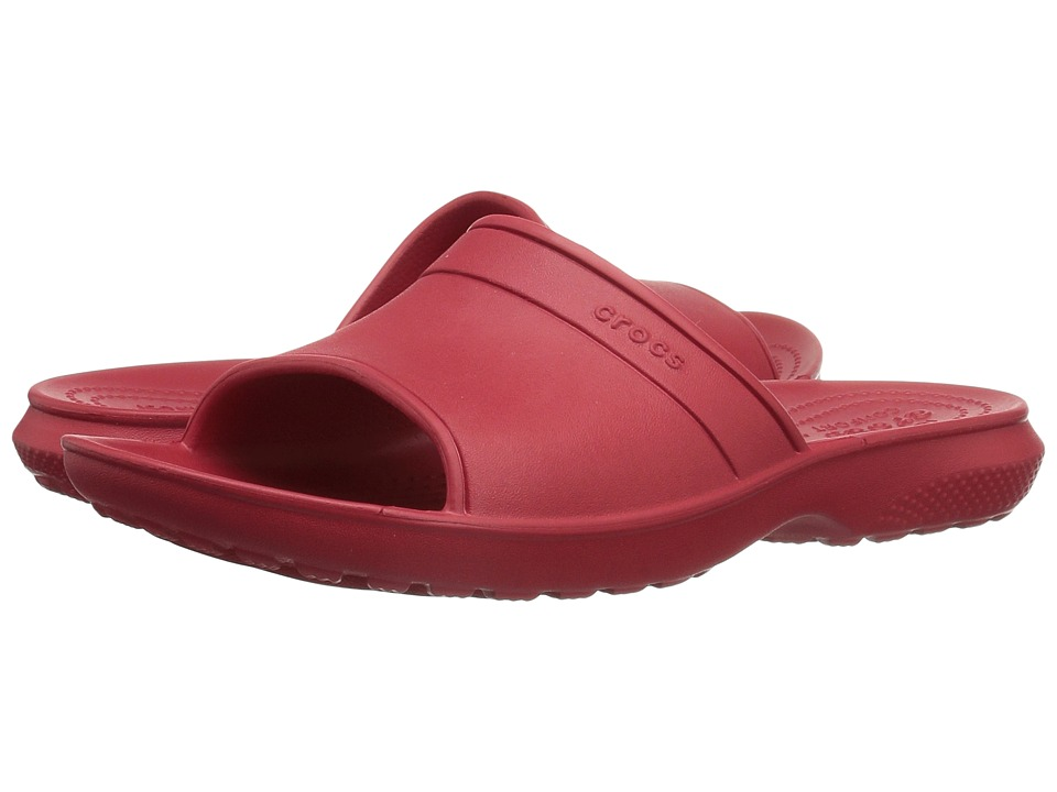 Crocs - Classic Slide (Pepper) Slide Shoes