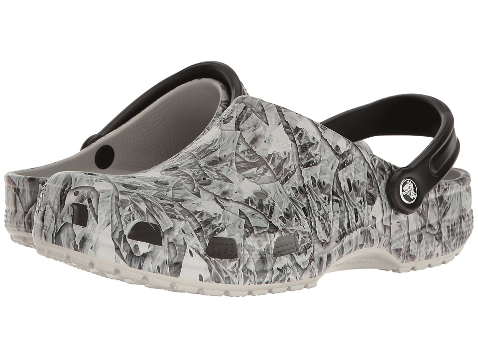 Crocs - Classic Anniversary Clog (Multi) Clog/Mule Shoes
