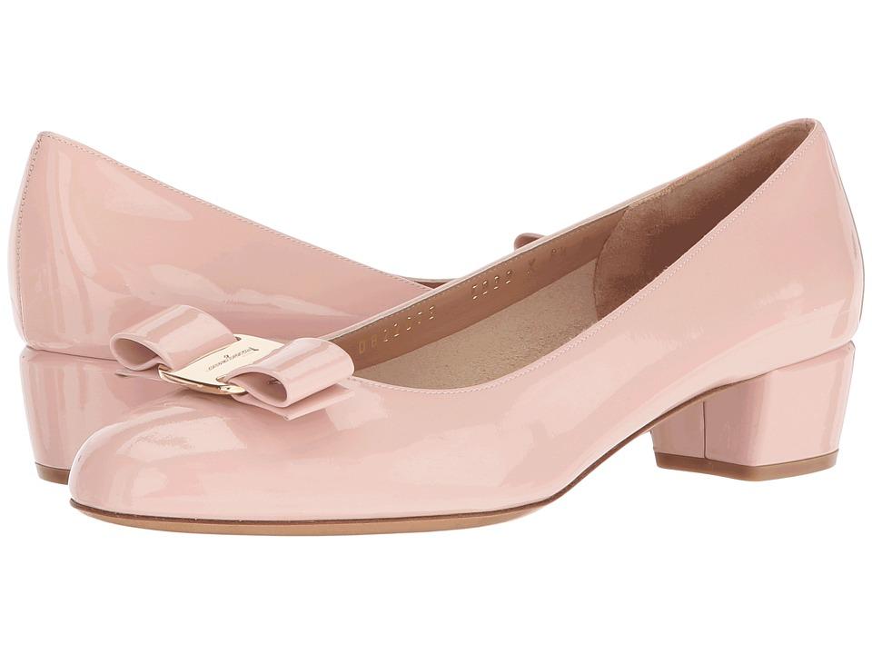 Salvatore Ferragamo - Vara 1 (Bon Bon Naplak Pesan) Women's 1-2 inch heel Shoes