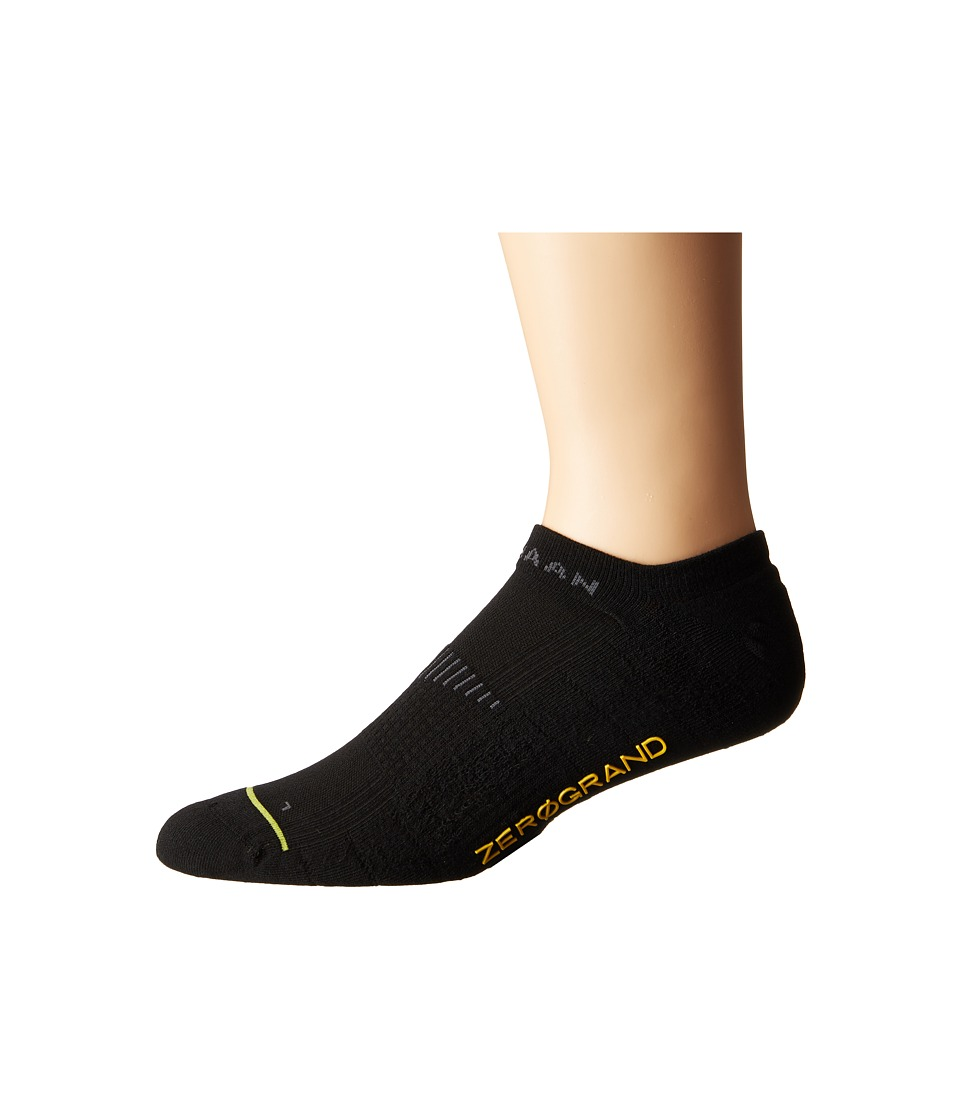 Cole Haan - ZeroGrand Liner (Black) Men's Crew Cut Socks Shoes