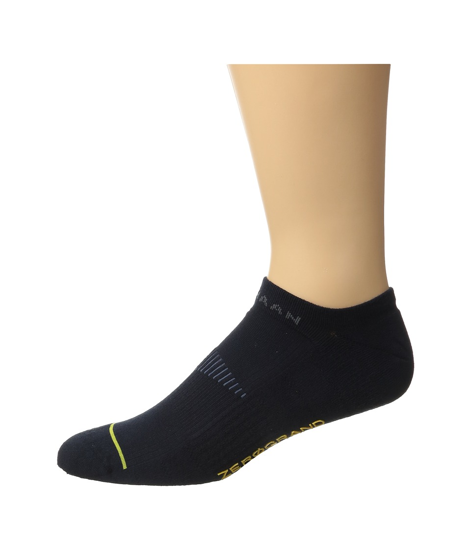 Cole Haan - ZeroGrand Liner (Navy) Men's Crew Cut Socks Shoes
