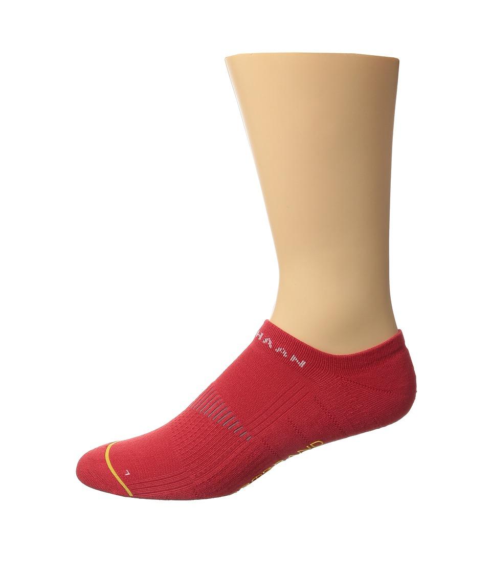 Cole Haan - ZeroGrand Liner (True Red) Men's Crew Cut Socks Shoes