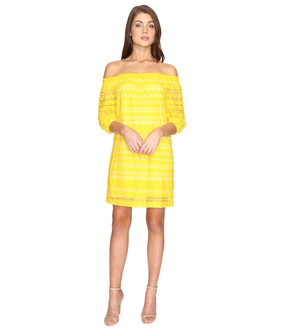 Trina Turk - Hoku Dress (Pineapple) Women's Dress