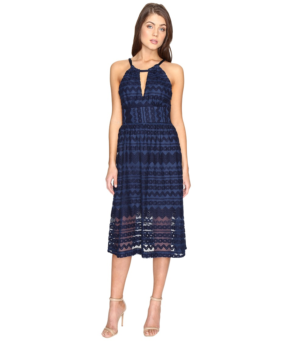 Trina Turk - Nijo Dress (Indigo) Women's Dress