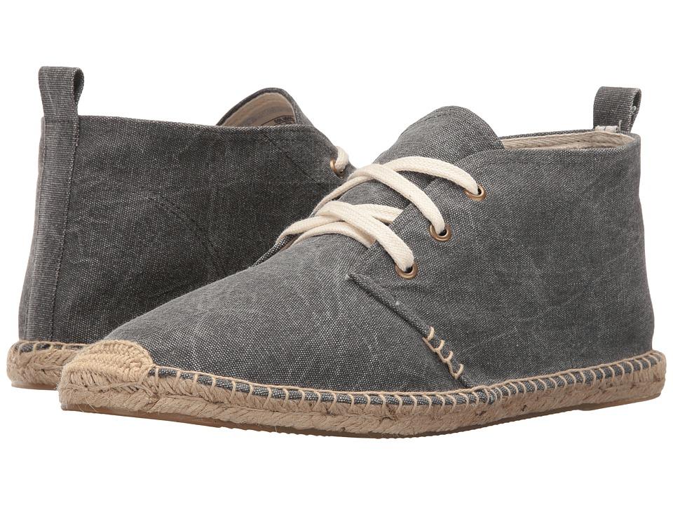 Soludos - Desert Boot (Dark Gray) Men's Boots