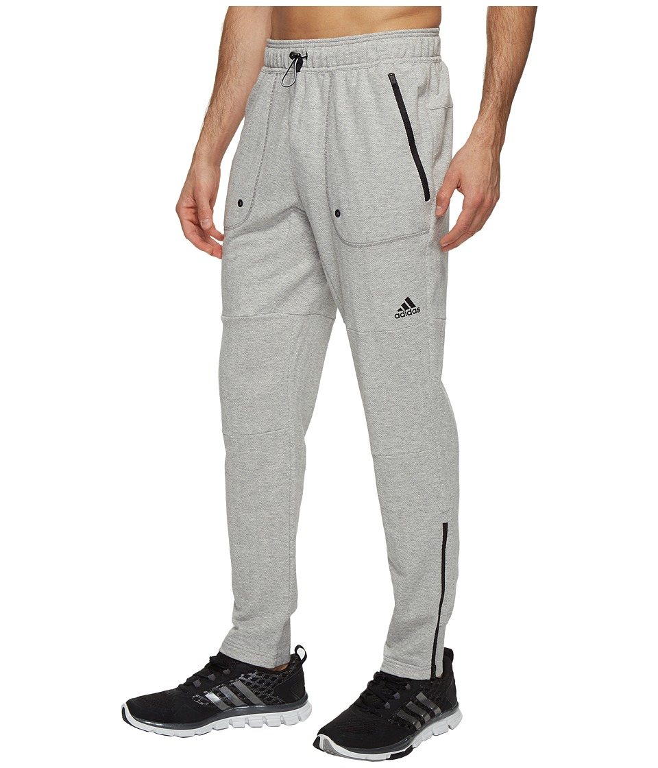 adidas - Cargo Jogger Pants (Medium Grey Heather) Men's Casual Pants