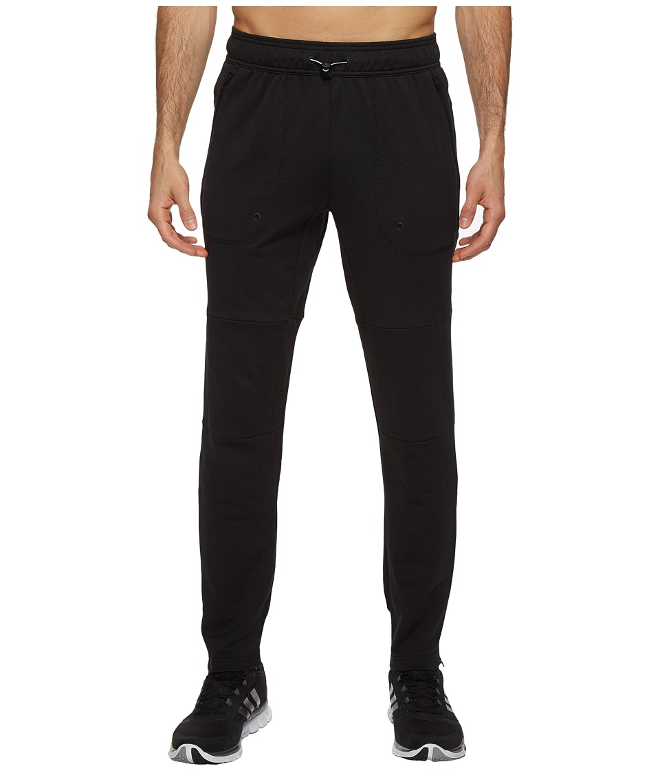 adidas - Cargo Jogger Pants (Black) Men's Casual Pants