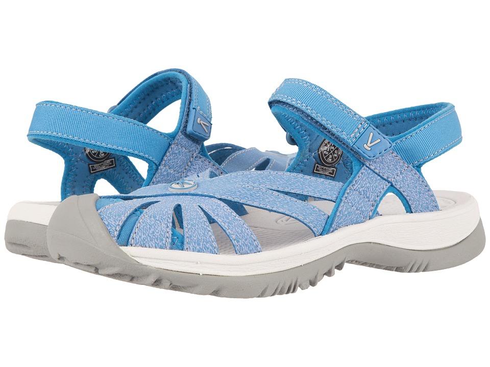 Keen - Rose Sandal (Cendre Blue/Blue Bell) Women's Shoes