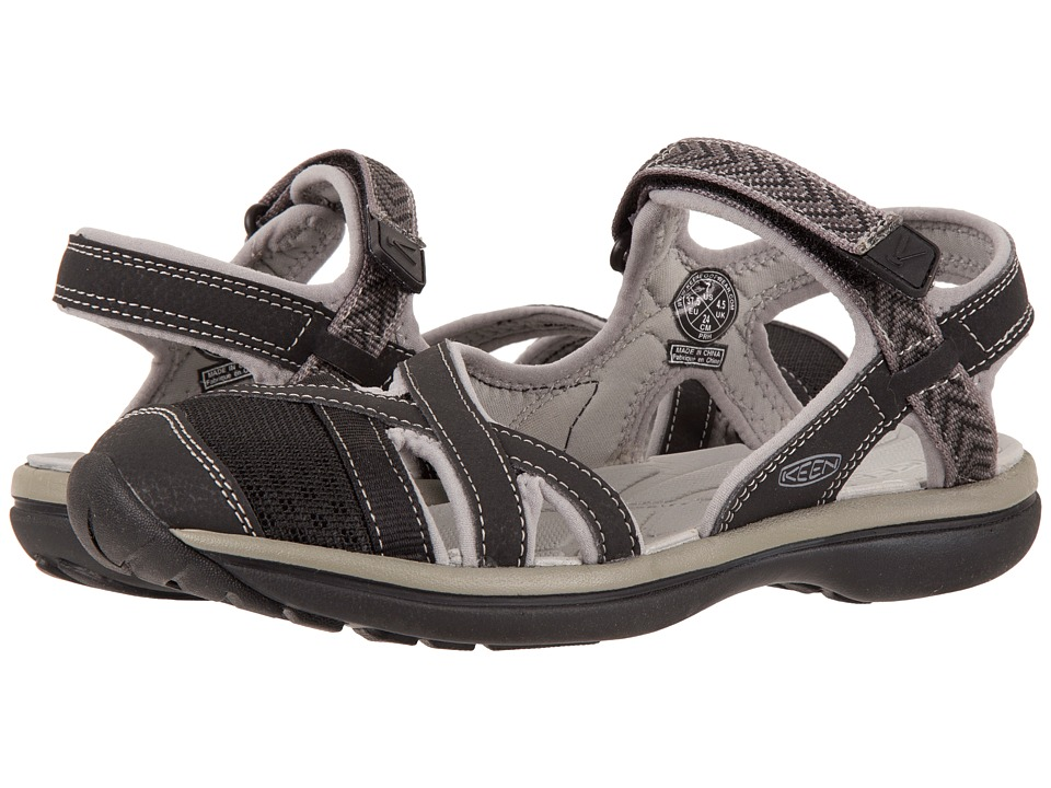 Keen - Sage Ankle (Black/Black) Women's Shoes