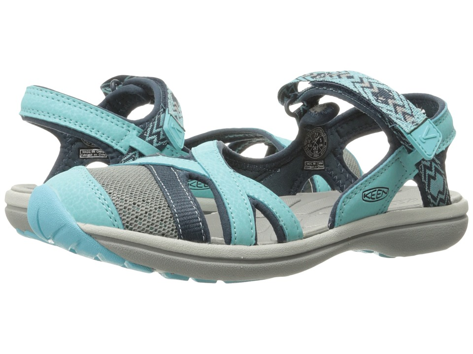 Keen - Sage Ankle (Radiance/Midnight Navy) Women's Shoes