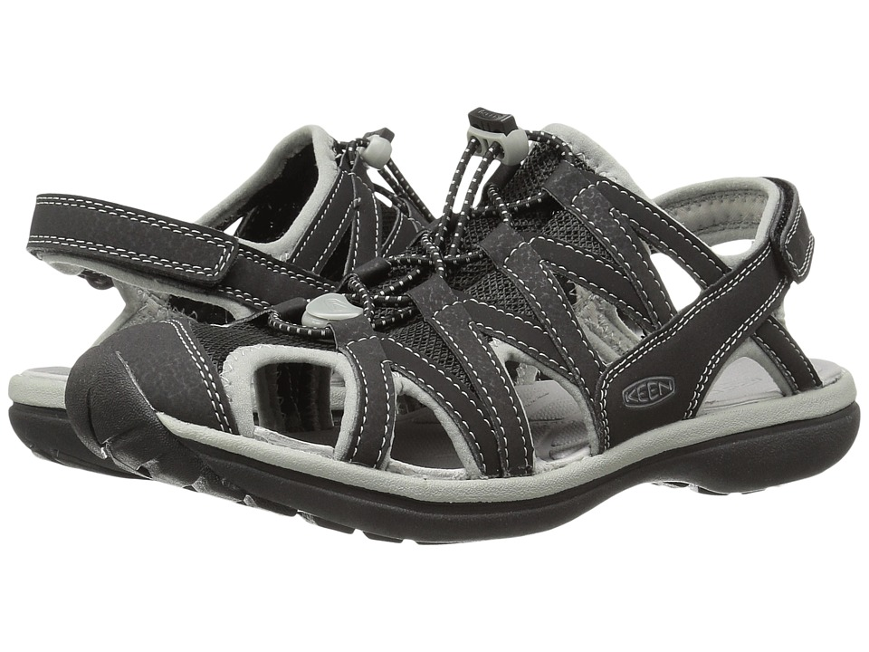Keen - Sage Sandal (Black/Black) Women's Sandals