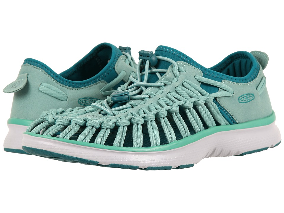Keen - Uneek O2 (Malachite/Everglade) Women's Shoes