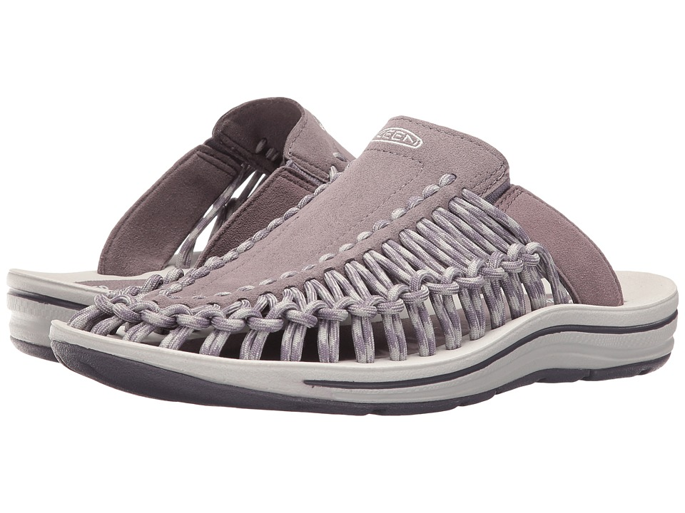 Keen - Uneek Slide (Shark/Vapor) Women's Shoes