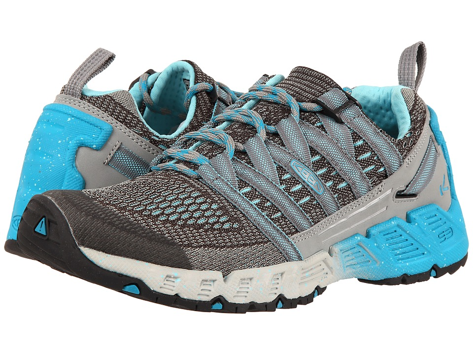 Keen - Versago (Neutral Gray/Radiance) Women's Shoes