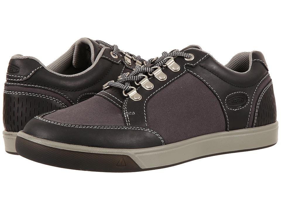 Keen - Glenhaven Explorer (Black) Men's Shoes
