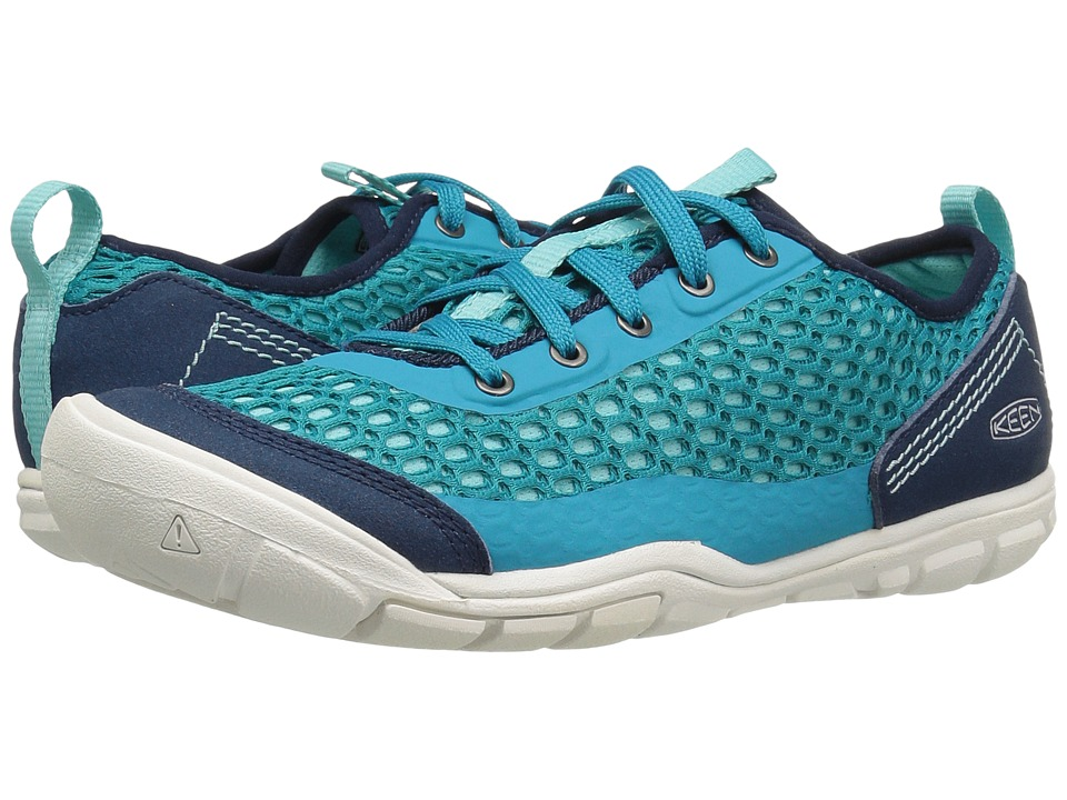 Keen - Mercer Lace II CNX (Algiers/Radiance) Women's Lace up casual Shoes
