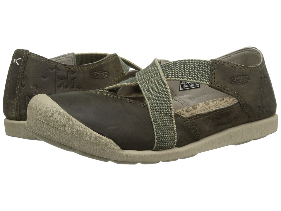 Keen - Lower East Side MJ (Olive/Dried Sage) Women's Shoes
