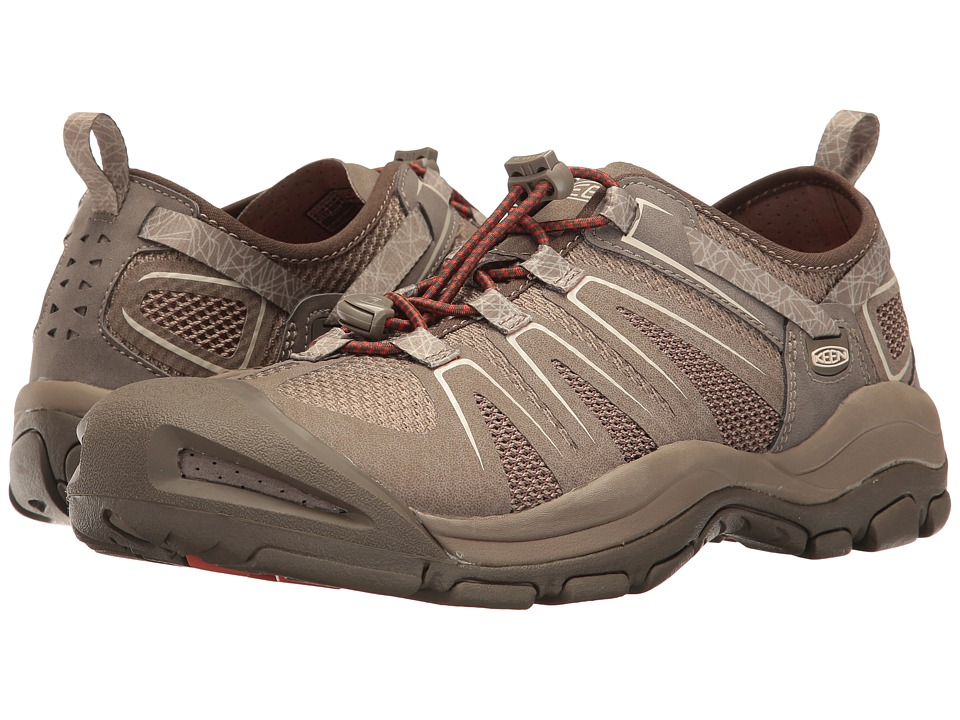 Keen - McKenzie II (Canteen/Burnt Ochre) Men's Shoes