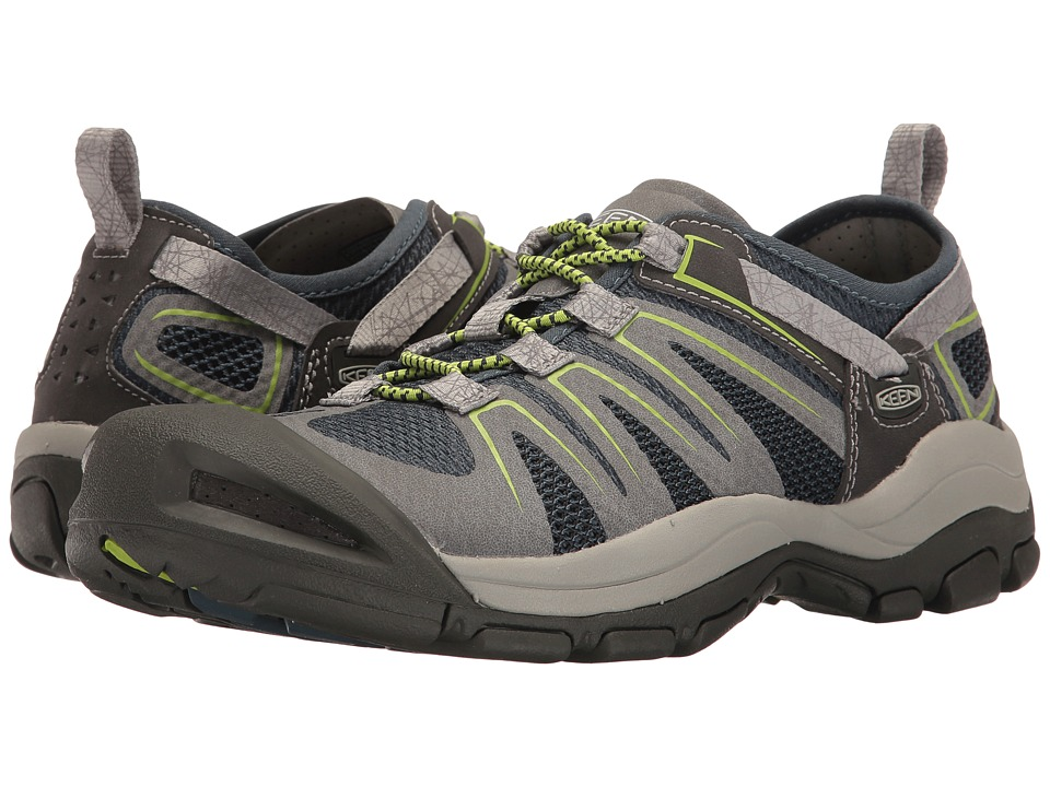 Keen - McKenzie II (Gargoyle/Florite) Men's Shoes