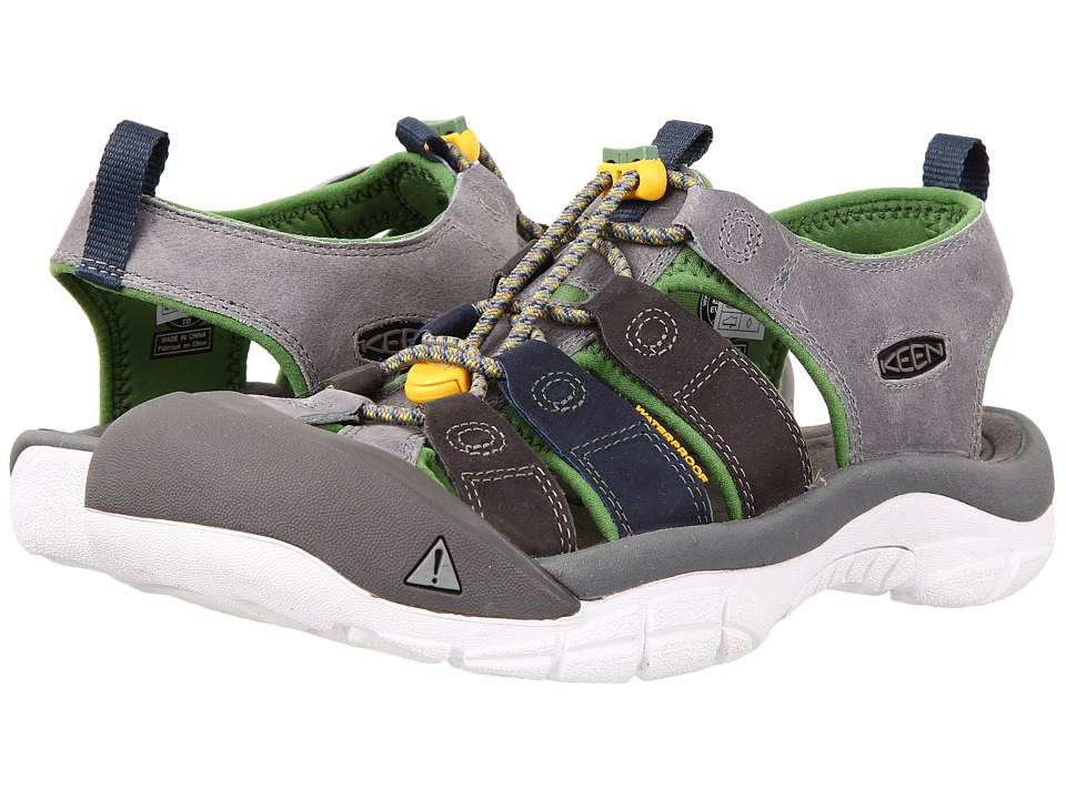 Keen - Newport Evo (Gargoyle/Florite) Men's Shoes