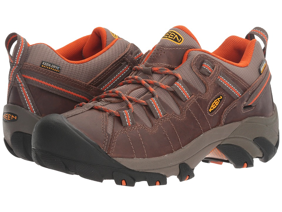 Keen - Targhee II (Bungie Cord/Burnt Orange) Men's Waterproof Boots