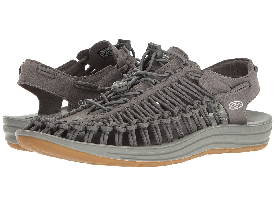 Keen - Uneek (Gargoyle/Neutral Gray) Men's Shoes