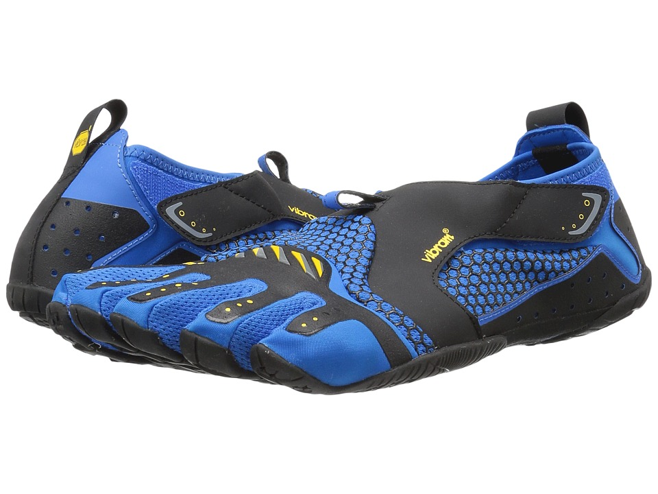 Vibram FiveFingers Signa (Blue/Black) Men's Shoes